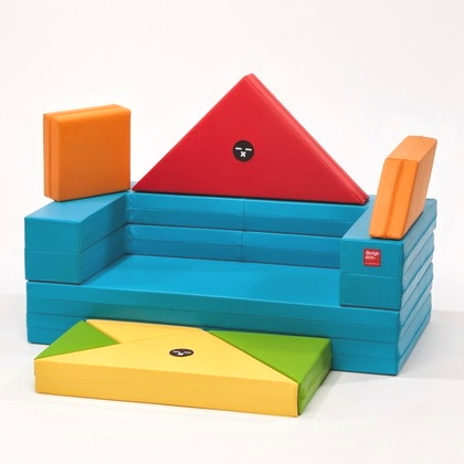 Kids Design Sofa Tangram