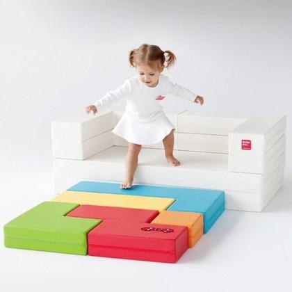 Tetris Sofa Design Pour Enfant